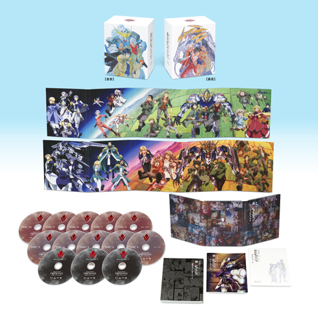 「機動戦士ガンダム 鉄血のオルフェンズ Blu-ray BOX Flagship Edition」 (C)創通・サンライズ・MBS