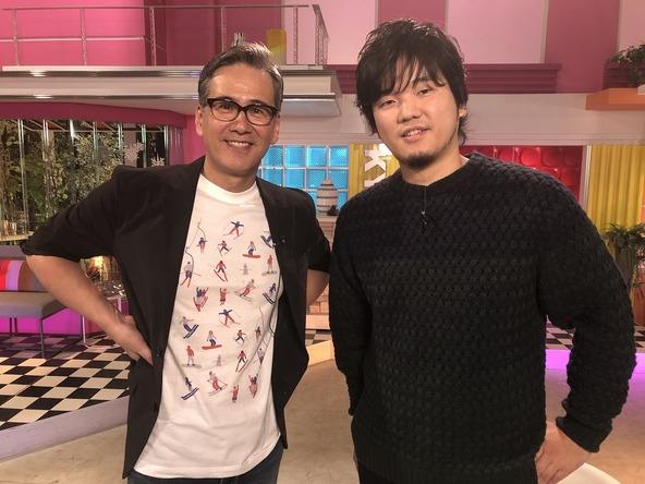 『音ドキッ!』〈MC〉グッチー 〈ゲスト〉秦基博 (c)HBC