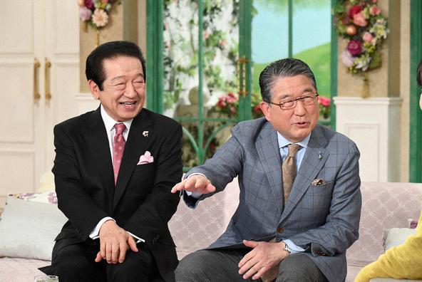 『徹子の部屋』〈ゲスト〉徳光和夫&草野仁 (c)テレビ朝日
