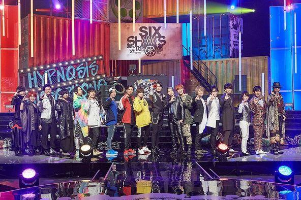 『ヒプノシスマイク -D. R. B- 5th LIVE@AbemaTV《SIX SHOTS UNTIL THE DOME》』 (c)撮影=粂井健太
