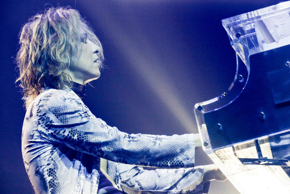 YOSHIKI「COVID-19救済基金」に10万ドルを寄付「日本も含めた世界中の音楽関係者の窮地を救う手助けが出来れば…」