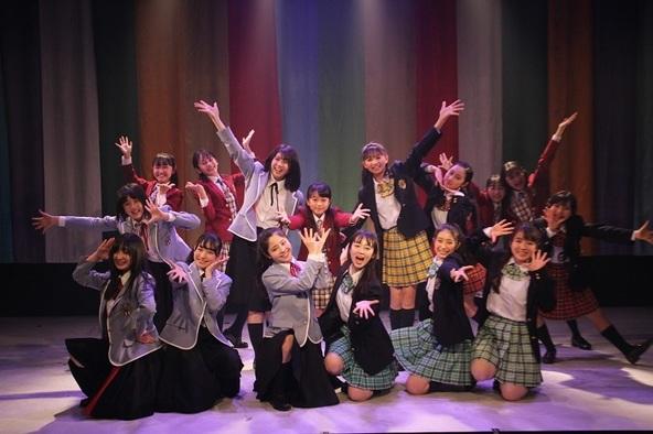 少女歌劇団・ローファーズハイ!!卒業式で涙の別れ…新メンバーと新衣装も初披露