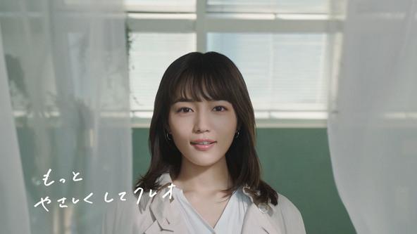 女優の川口春奈さんが出演!コンタクトレンズ『CREO(クレオ)』新TVCM『やさしいレンズでいきますか?』篇 放映スタート楽曲はマカロニえんぴつが担当