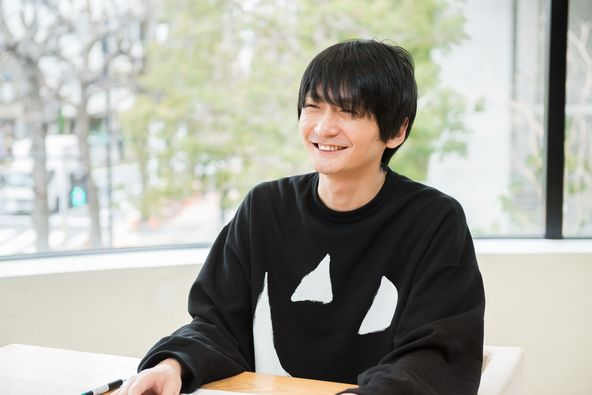 意外なストーリー展開でURを紹介 人気声優の島崎信長さんと下野紘さんがプロポーズをする男性&心優しい勇者を熱演!
