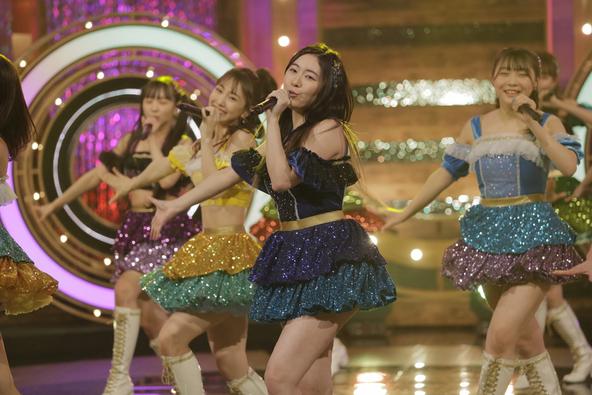 卒業発表…SKE48・松井珠理奈の本音とは? TV初披露のソロ曲や須田亜香里センター曲など披露 『Uta-Tube』