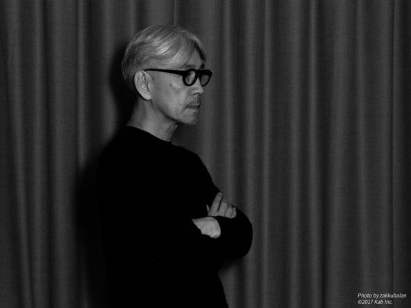 俳優の松重豊がお送りしている「深夜の音楽食堂」。4月ゲストに坂本龍一とU-zhaanが登場!! (1)