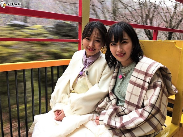 たこ虹・堀くるみと彩木咲良が、人力車・トロッコ列車・船のプロの力で京都・嵐山を大満喫!「かがくdeムチャミタス!」