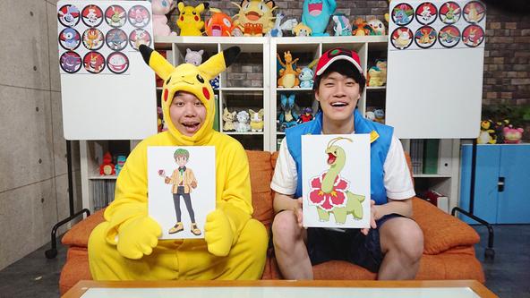 霜降り明星の粗品とせいやが「アニポケ」声優に初挑戦!! (C) Nintendo・Creatures・GAME FREAK・TV Tokyo・ShoPro・JR Kikaku (C) Pokemon