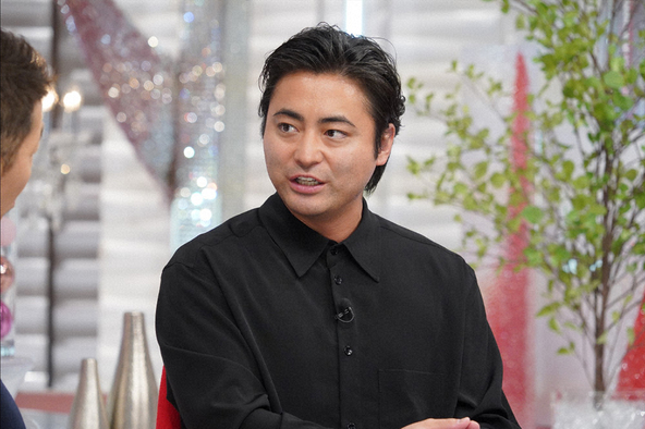 『おしゃれイズム』〈ゲスト〉山田孝之 (c)NTV