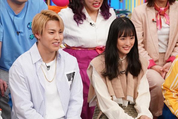 『第7キングダム』〈スタジオゲスト〉大友花恋、RIKU (c)NTV