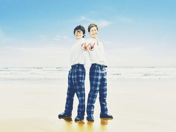 スカイピース、5/20発売の3rd AL「青青ソラシドリーム」の新ビジュアル公開!! (1)