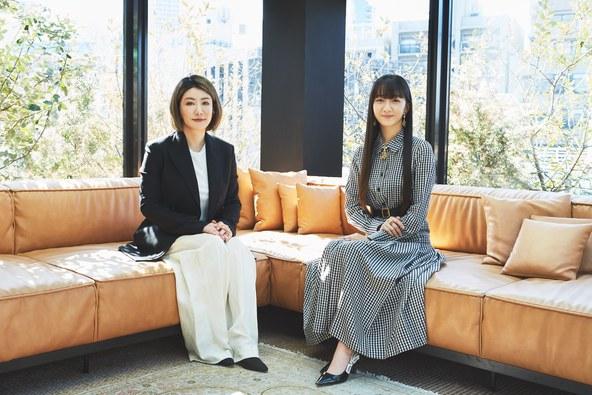 【新世代のミューズCocomiが学ぶ】『VOGUE JAPAN』ウェブサイトでCocomiの新連載スタート。第一回目は脳科学者・中野信子と音楽について対談。 (1)