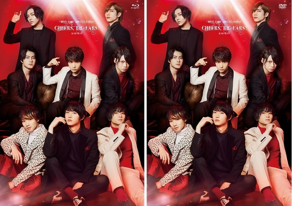 『REAL⇔FAKE SPECIAL EVENT Cheers, Big ears!2.12-2.13』Blu-ray&DVD