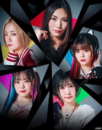 バンドリ!プロジェクト発のRAISE A SUILENが出演 舞台『We are RAISE A SUILEN 〜 BanG Dream! The Stage〜』キービジュアルが解禁 (C)BanG Dream! Project
