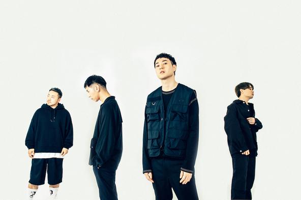 NOISEMAKER、ミニアルバム『H.U.E』の発売が決定、今作のジャケットはメンバーが描き下ろし