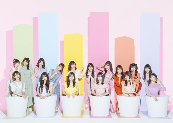 NMB48、23枚目のシングルタイトルが「だってだってだって」に決定、新ビジュアルと収録内容も解禁