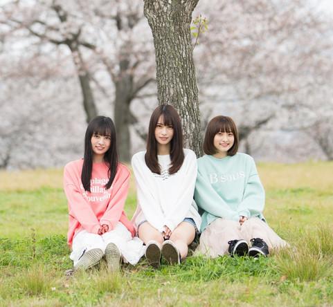 大野姉妹with清原梨央(仮)  新型コロナウイルスの影響によりデビューライブ3回延期の中、奮起のCDリリース! (1)