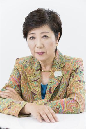 東京都知事・小池百合子の知られざる人物像を明かす  『女帝 小池百合子』5月29日発売 (1)