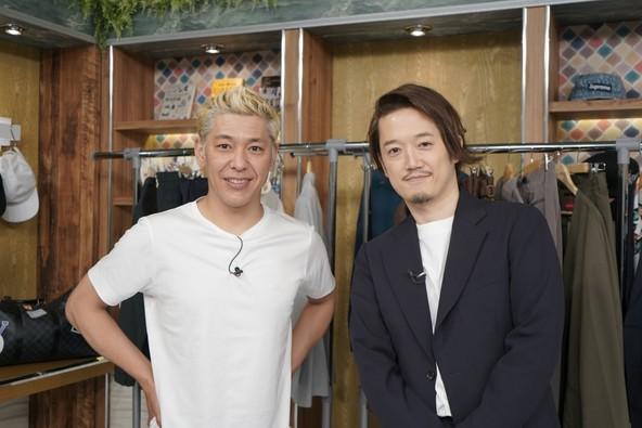 話題のファッション専門家MBがロンブー亮とダブルMCでレギュラー番組を放送開始!まさかの朝活番組でBSから全国勝負! (1)
