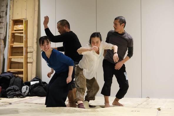 リニューアルした渋谷PARCOで開催ーホリスティックなアートが拓く学びの場 (c)撮影:越間有紀子