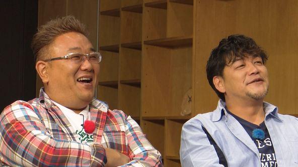 『熱烈!ホットサンド!』サンドウィッチマン(伊達みきお・富澤たけし) (c)STV