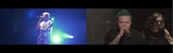 BACK-ON、GORI、SHUの姿を見ることができる2017年のライブ映像2曲を公開