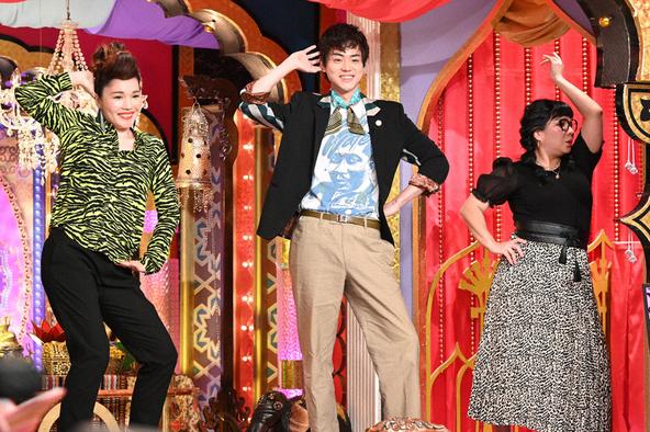 菅田将暉が男泣きしてしまう名曲とは? 平野ノラ、平川美香とJ-POP愛を熱弁 『今夜くらべてみました』
