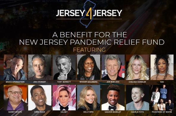 『JERSEY 4 JERSEY Benefit Show』