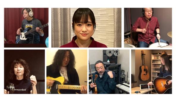 大原櫻子が絢香の名曲であり応援歌の「みんな空の下」を自宅でカバー!「少しでも皆さんを元気づけられたら」