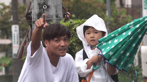 『はじめてのおつかい!しょげないでよBabyスペシャル』「小さな13番」 神奈川県・横浜市 4歳7か月の橙利(とうり)くん(2) (c)NTV