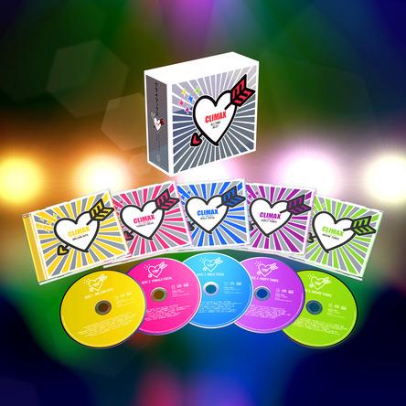 平成/昭和のヒット曲を収録した通販CD-BOX『クライマックス オールタイム・ベスト』が累計出荷1万5千セット突破! スぺシャルサイトでは元気になれるJ-POPプレイリストを4/24公開! (1)