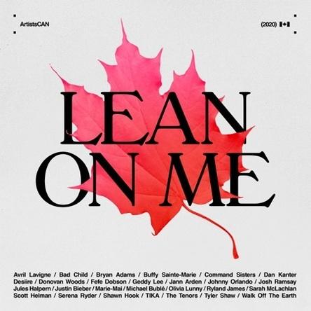 ジャスティン・ビーバー、アヴリル・ラヴィーン他、カナダのアーティストが集結した曲がリリース!