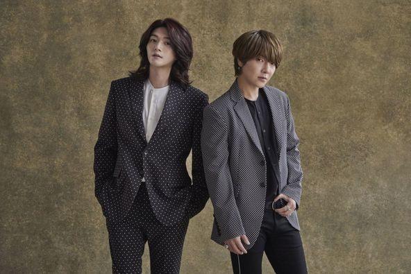 SUPERNOVAのボーカルのユナク、ソンジェによるユニット Double Aceの約9ケ月振りの 新曲「Masquerade / HARUKAZE」が配信スタート! (1)