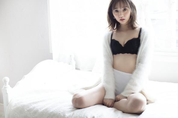 大人気バストアップ専門店p-Grandiによる下着ブランド「Belletia Paris(ベルティア・パリ」の新ブランドイメージモデルとして ティーンのカリスマモデル江野沢愛美さんを起用 (1)