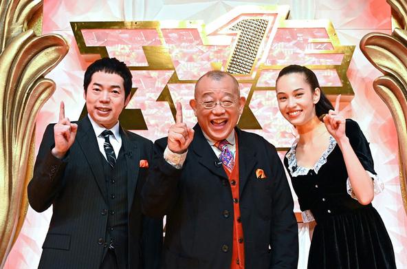 『ザ・ベストワン特別編』〈MC〉笑福亭鶴瓶、今田耕司、水原希子 (c)TBS