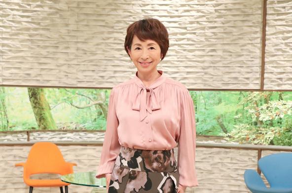 『サワコの朝』〈司会〉阿川佐和子 (c)MBS