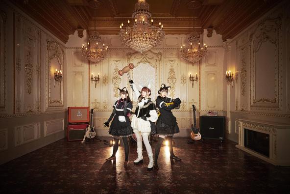 ×ジャパリ団最新アーティスト写真 (C)けものフレンズプロジェクト2G ©SEGA