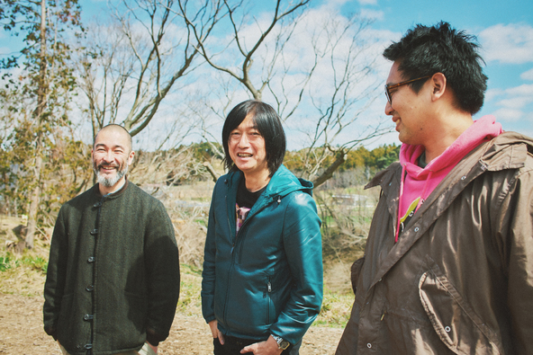 小林武史と稲田浩が対談、パーソナリティの水樹奈々が食の未来について考えるきっかけや気づきを紹介「RiCE RADiO〜ほうたれ〜」