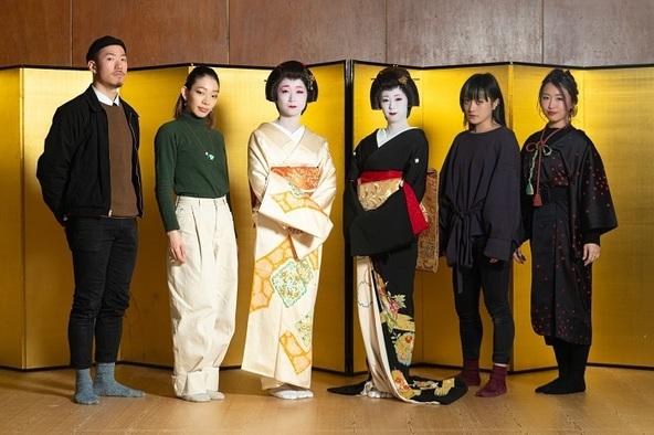 浅草芸者と世界的ダンサーがイマーシブシアターで初共演 『Shadows of the Flower』が11⽉公演に向けて本格始動