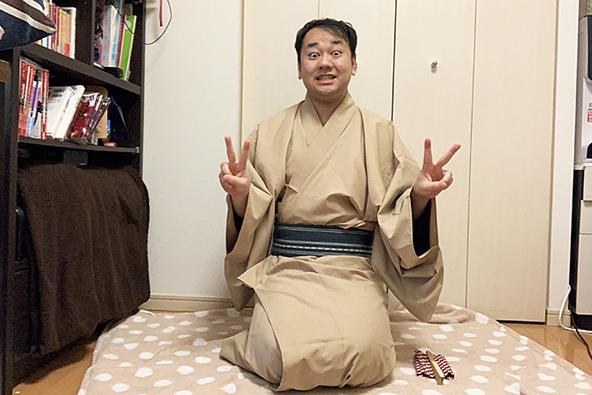 締家零士(駒澤大学落語くらぶ)