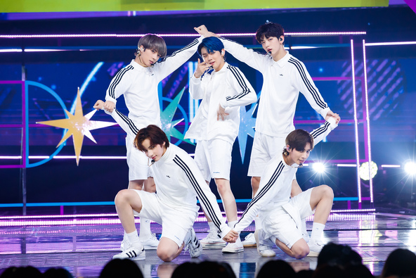 TOMORROW X TOGETHER が待望のカムバック!「TOMORROW X TOGETHER Comeback Show」Mnet Smart で 5 月 18 日 19 時 日韓同時配信!! (1)  (C) CJ ENM Co., Ltd, All Rights Reserved
