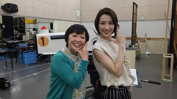 『SWITCHインタビュー 達人達(たち)』早霧せいな×増田明美(1) (c)NHK