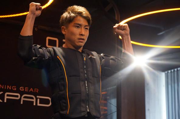 ボクシング世界王者 井上尚弥選手、『SIXPAD』アスリートサポートパートナーに就任 (1)