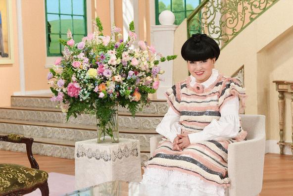 『徹子の部屋』黒柳徹子 (c)テレビ朝日