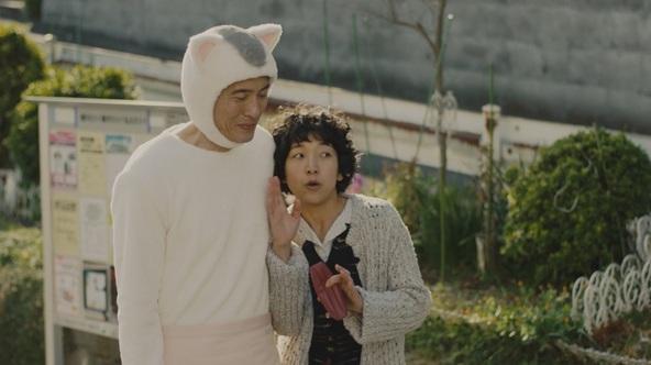 松重豊がねこを演じるドラマ『きょうの猫村さん』 安藤サクラがクセの強い主婦役で出演へ (C)テレビ東京