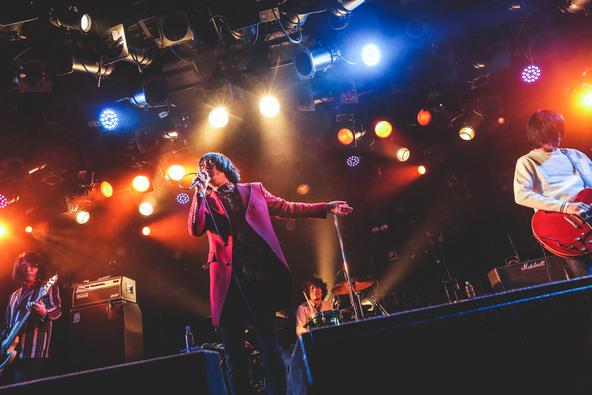 THE COLLECTORS、2018年のCLUB QUATTRO公演映像の有料制ライブ配信を実施! (1)