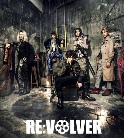 日テレプラスでは、舞台「RE:VOLVER」を5月28日、テレビ初放送! (1)  (C)ポリゴンマジック