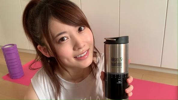 """AKB48岡部麟がアンバサダー!AKB48 15周年記念""""Klean Kanteen""""コラボグッズ第2弾をオサレカンパニーがプロデュース"""