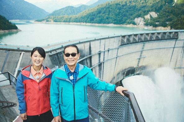 北アルプス3000m級の山々に囲まれた秘境に、なぜ巨大ダムは作られたのか!? 『ブラタモリ「黒部ダム スペシャル」』
