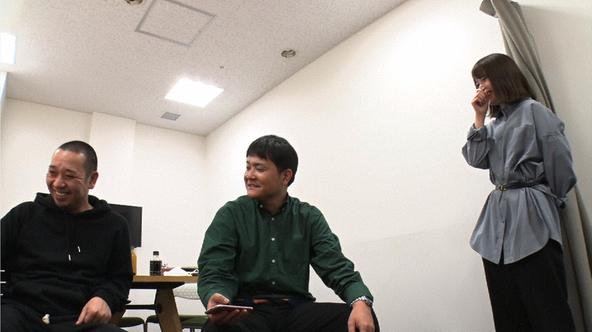 『しゃべくり007×人生が変わる1分間の深イイ話 合体SP』吉本興業 新人マネージャー横沢まどかさんに密着 (c)NTV